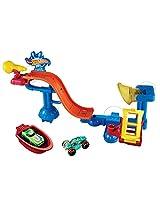 Hot Wheels Splash Rides, Splashdown Station Play Set