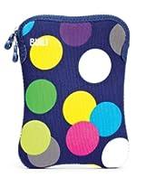 BUILT 8-Inch e-Reader or Tablet Neoprene Sleeve, Scatter Dot