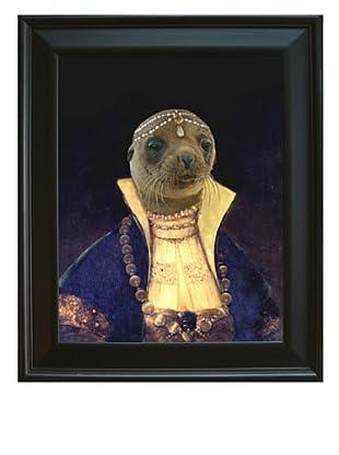 Beat Up Creations Princess Pinniped of the Caspian Sea, Sea Lion