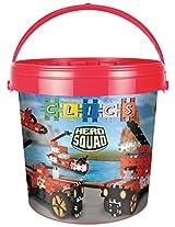 Clics,Hero Squad Fire Brigade Drum(Multi)