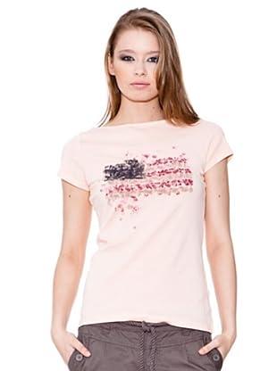 Esprit Camiseta Boat (salmón)