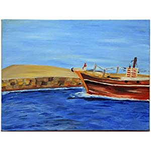 TitliArt Creations The Dhow