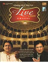 Ghulam Ali and Talat Aziz - Live