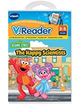 VTech - V.Reader Software - Elmo The Happy Scientists by VTech
