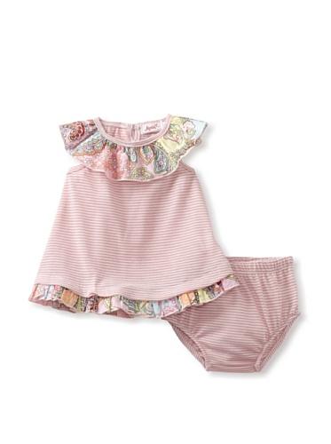 Jupon Baby Margo Tank & Bloomers Set (Light Pink)