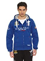 Geographical Norway Chaqueta Fanclub (Azul Royal)