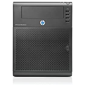 HP ProLiant MicroServer N40L/250GBf