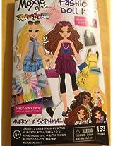 Moxie Girlz Avery & Sophina Fashion Doll Kit