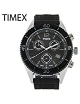 Timex Originals Sport Chronograph Mens Watch - Black
