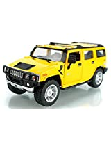KINSMART 2008 H2 SUV 1:32 SCALE TOY CAR MODEL