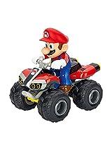 Nintendo Mario Kart 8 - Quad Bike Mario - 1:20 Scale RC