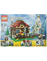 Lego Creator Mountain Hut