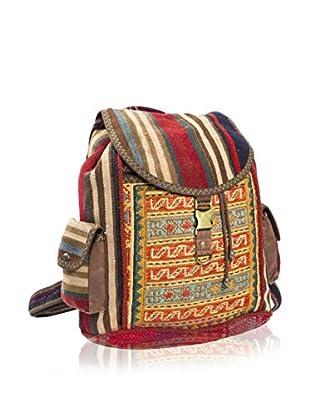 RugSense Rucksack Persian Vintage mehrfarbig 50 x 40 x 10 cm