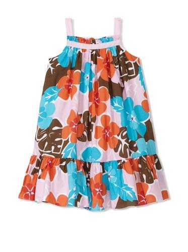 Marmellata Girl's Floral Dress (Multi)