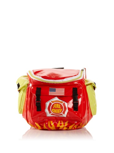 Kidorable Fireman Backpack (Red)