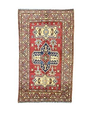 Eden Teppich   Uzebekistan 109X183 mehrfarbig