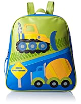 Stephen Joseph Little Boys' Go Go Bag - Construction