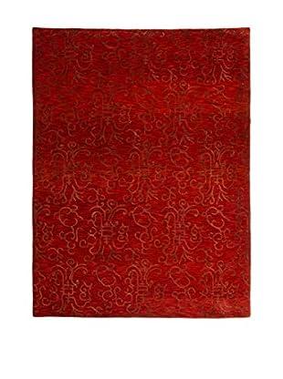 QURAMA Alfombra Soft Nepal Rojo