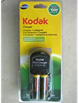 Kodak Mini Charger AA or AAA With 2/2100 cell