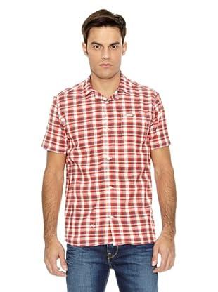 Pepe Jeans London Camisa Sid (Rojo)