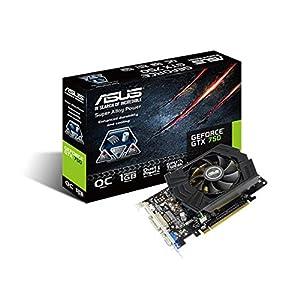 Asus GeForce GTX750-PHOC-1GD5 1GB Graphics Card