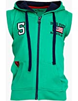 Green Summer Jacket Gini & Jony For Jabong