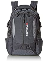 Wenger SA1537 Grey Computer Backpack - Fits Most 15 Inch Laptops and Tablets
