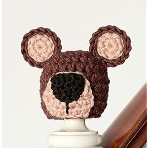 HighKnit Teddy Bear Hat