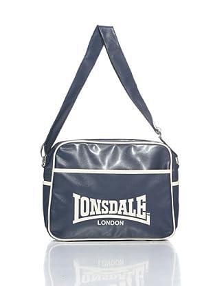 Lonsdale Bolsa Pete (Azul/Crema)
