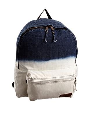 Eastpak Mochila Pak Backpack (Blanco / Azul)
