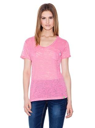 Gio Goi Camiseta Cloister (rosado)