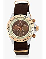 W Tw6002brpg Brown/Brown Chronograph Watch Toy Watch