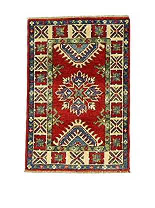 Eden Teppich Uzebekistan Super mehrfarbig 59 x 88 cm