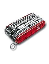 Victorinox Swiss Champ XLT Red Swiss Army Knife (1.6795 XLT)