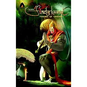 Tulsidas Sundarkaand: Triumph of Hanuman: A Graphic Novel Adaptation (Campfire)