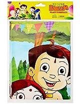 Themez Only Paper - Chhota Bheem, Multi Color (Birthday Poster)