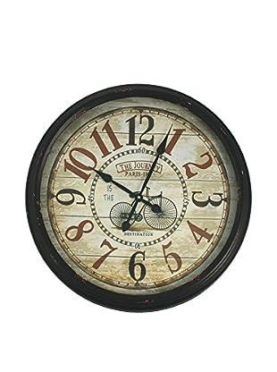 ZZZ GALILEO Reloj De Pared The Journey