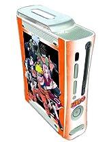 Xbox 360 Naruto All Stars Skin