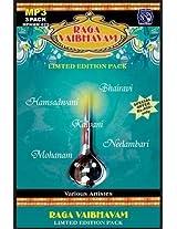 Raga Vaibhavam - 3 (Mp3 Pack)