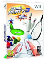 Games Party 3 (Nintendo Wii) (NTSC)