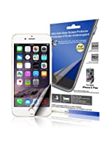 Green Onions Supply EyeComfort AG2 Full Coverage Screen Protector for iPhone 6 Plus - Retail Packaging - White
