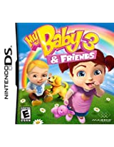 My Baby 3 and Friends (Nintendo DS) (NTSC)