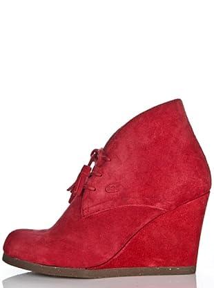 Scholl Botines Griel (Rojo)
