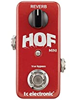 T C Electronic 960803001 HOF Mini Reverb (Red)