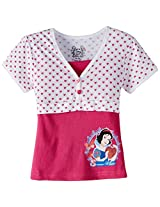 Disney Girl's Princess T-Shirt