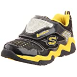 Skechers USA Ltd Boys Luminators-123-Wave Low-Top