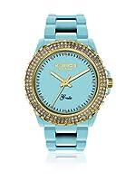K&Bros  Reloj 9552 (Azul Claro)