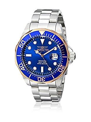 Invicta Uhr mit Schweizer Quarzuhrwerk 17554  47  mm