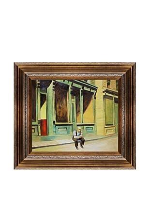 Sunday, Edward Hopper