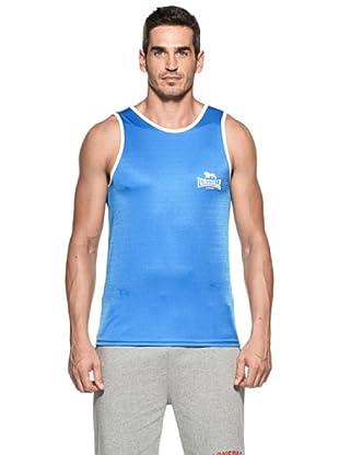 Lonsdale Camiseta Bang Lamung (Azul)